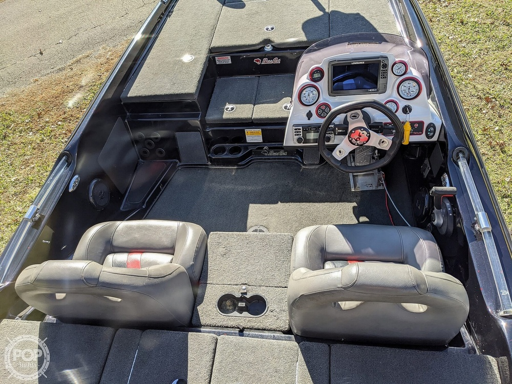 2016 Bass Cat Boats boat for sale, model of the boat is 20 Puma FTD & Image # 35 of 40