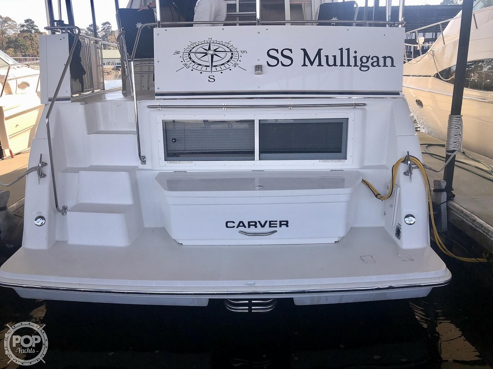 2000 Carver boat for sale, model of the boat is 326 & Image # 11 of 40