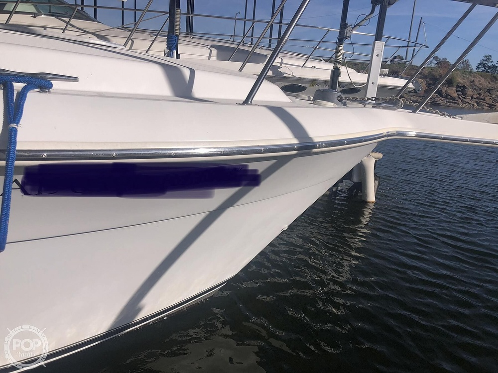2000 Carver boat for sale, model of the boat is 326 & Image # 16 of 40