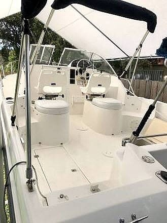 2003 Pro Sports boat for sale, model of the boat is WA 2050 & Image # 11 of 40