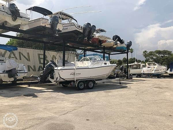 2003 Pro Sports boat for sale, model of the boat is WA 2050 & Image # 17 of 40