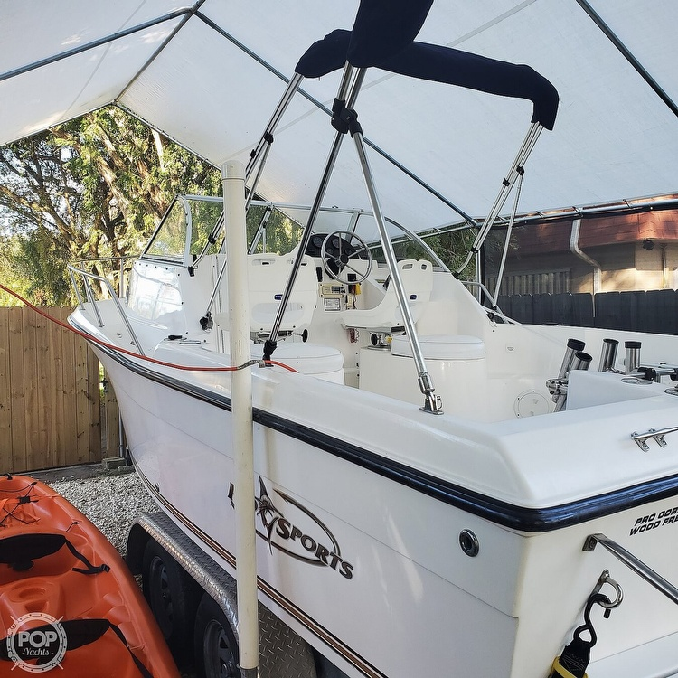 2003 Pro Sports boat for sale, model of the boat is WA 2050 & Image # 28 of 40