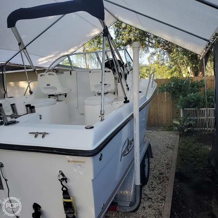 2003 Pro Sports boat for sale, model of the boat is WA 2050 & Image # 29 of 40