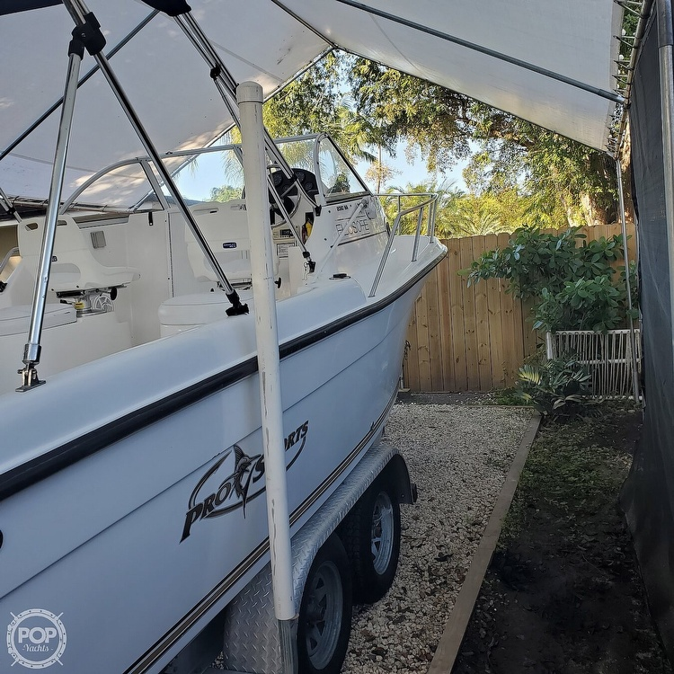 2003 Pro Sports boat for sale, model of the boat is WA 2050 & Image # 30 of 40