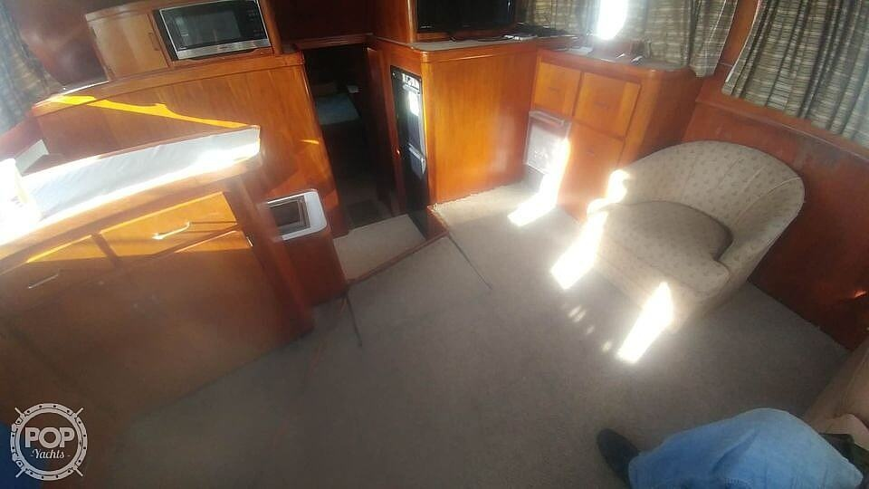 1988 Henriques boat for sale, model of the boat is 44 & Image # 7 of 24