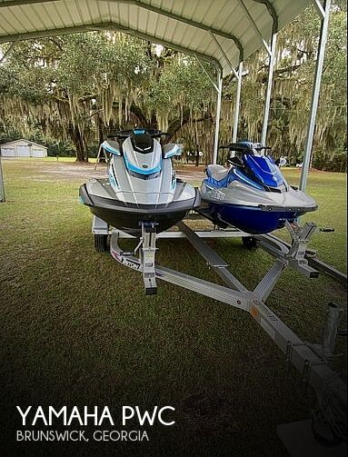 Used Yamaha Boats For Sale in Georgia by owner | 2020 11 foot Yamaha FX HO/ EX Deluxe