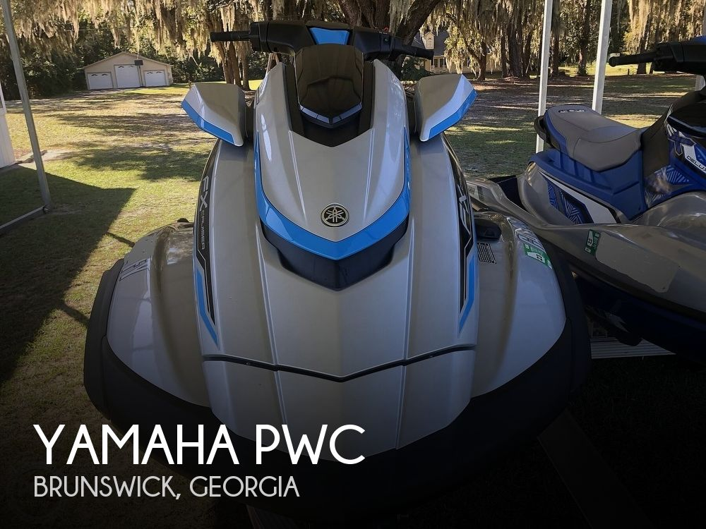2020 Yamaha boat for sale, model of the boat is FX HO/ EX Deluxe & Image # 1 of 40