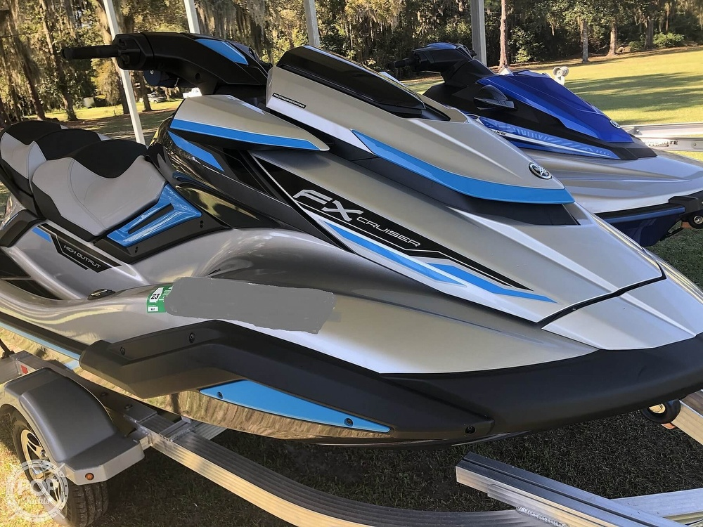 2020 Yamaha boat for sale, model of the boat is FX HO/ EX Deluxe & Image # 32 of 40