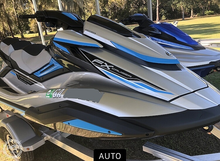 2020 Yamaha boat for sale, model of the boat is FX HO/ EX Deluxe & Image # 6 of 40