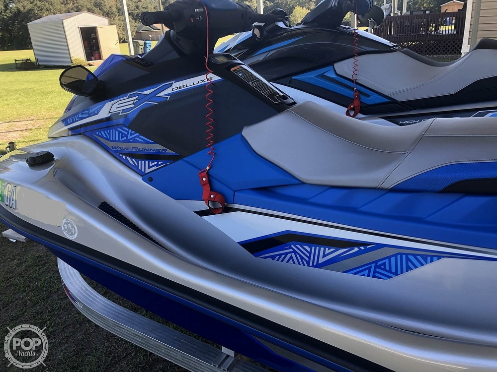 2020 Yamaha boat for sale, model of the boat is FX HO/ EX Deluxe & Image # 7 of 40