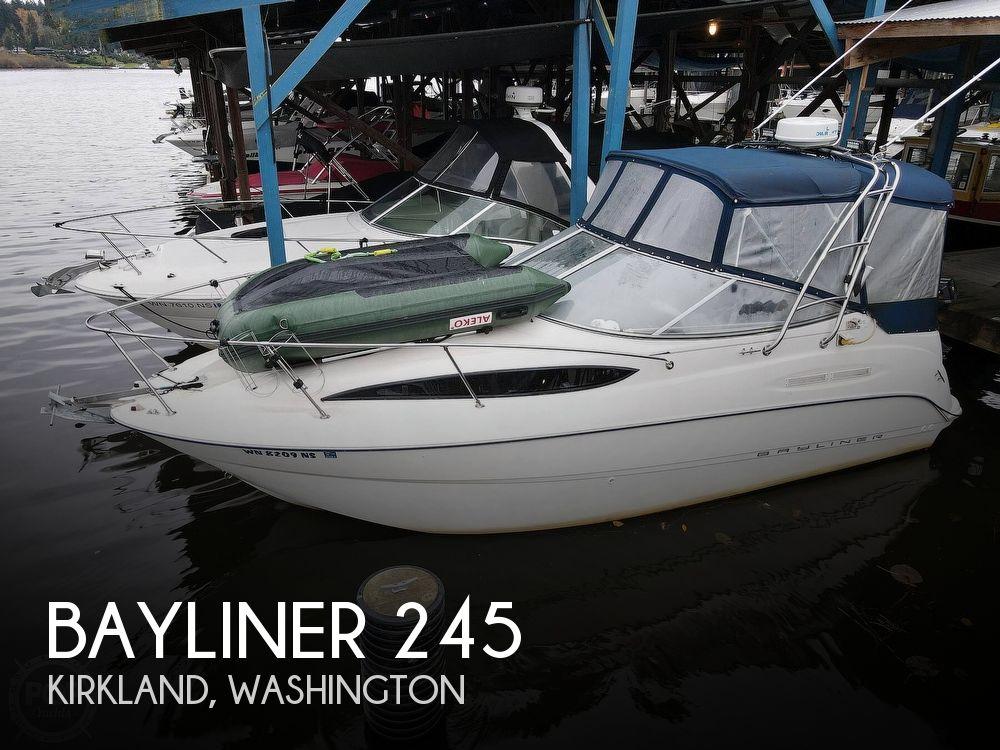 2005 BAYLINER 245 for sale