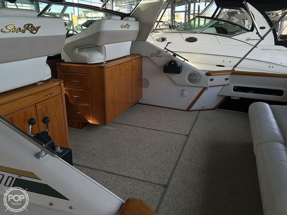 1986 Sea Ray boat for sale, model of the boat is 390 EC & Image # 14 of 40