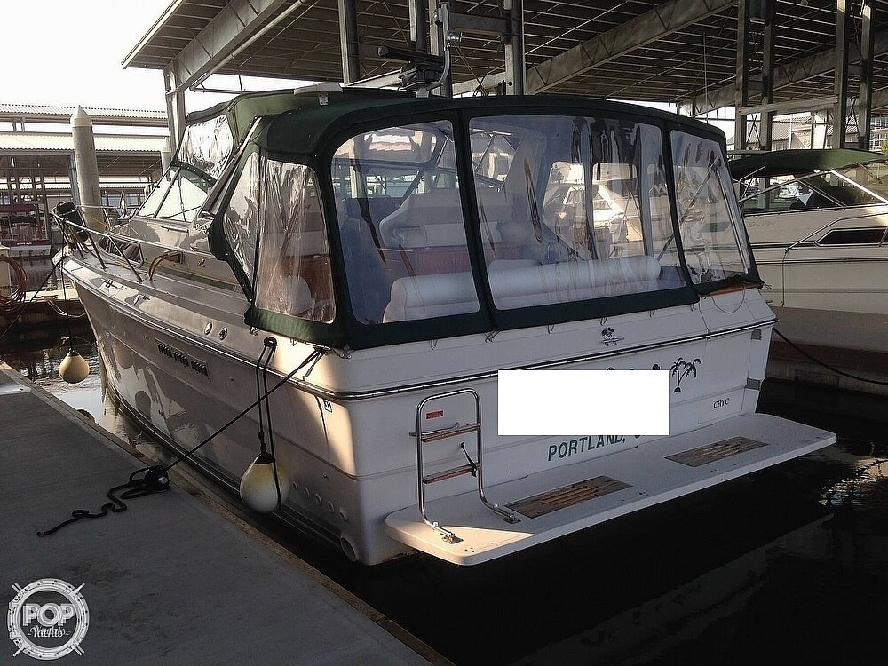 1986 Sea Ray boat for sale, model of the boat is 390 EC & Image # 4 of 40