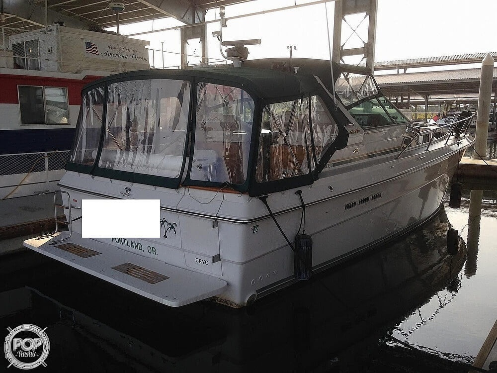 1986 Sea Ray boat for sale, model of the boat is 390 EC & Image # 5 of 40