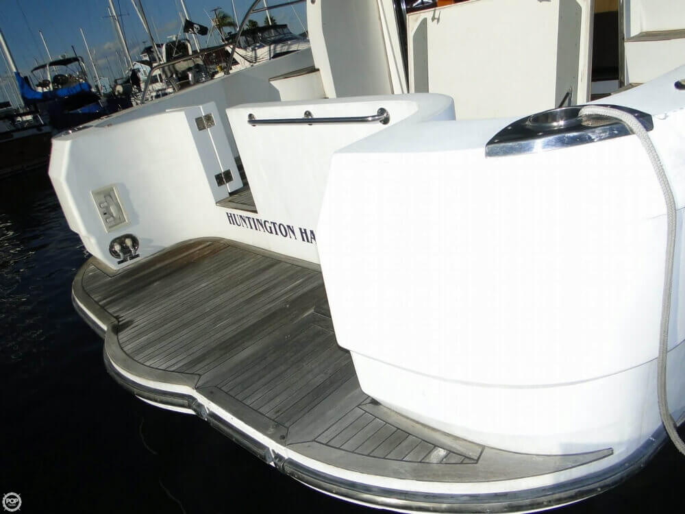 1998 Benetti 62 Hershine - Photo #7