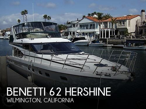 Used Boats For Sale in Los Angeles, California by owner | 1998 Benetti 60