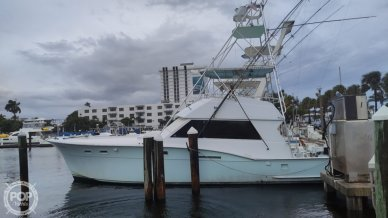 Hatteras 46 Convertible, 46, for sale