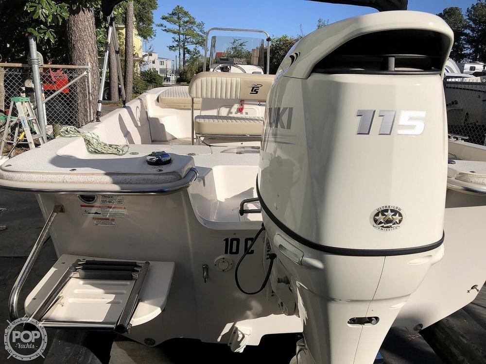 2018 Carolina Skiff boat for sale, model of the boat is 218 Dlv & Image # 5 of 41