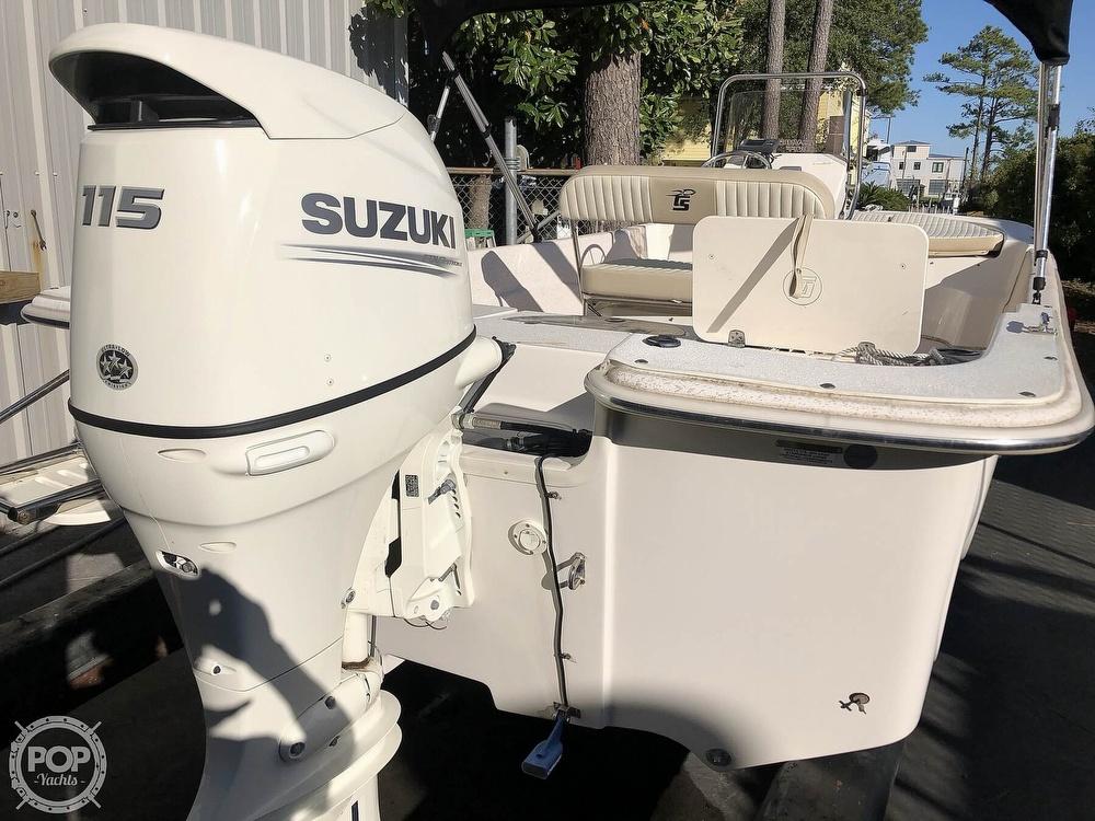 2018 Carolina Skiff boat for sale, model of the boat is 218 Dlv & Image # 6 of 41