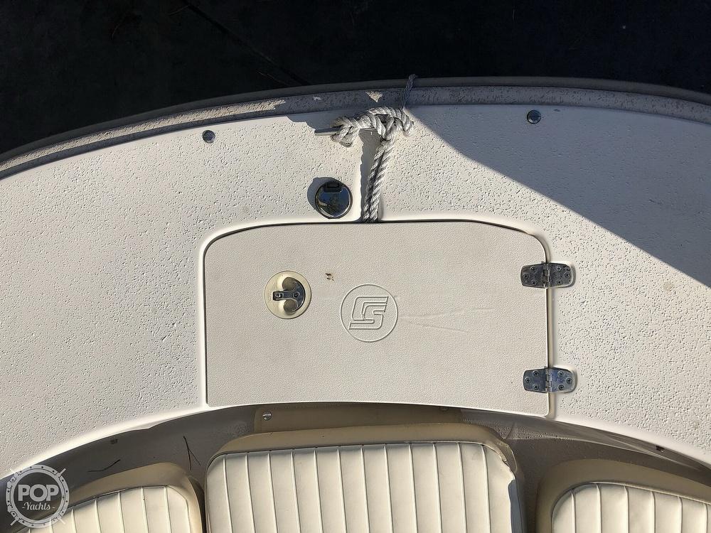 2018 Carolina Skiff boat for sale, model of the boat is 218 Dlv & Image # 29 of 41