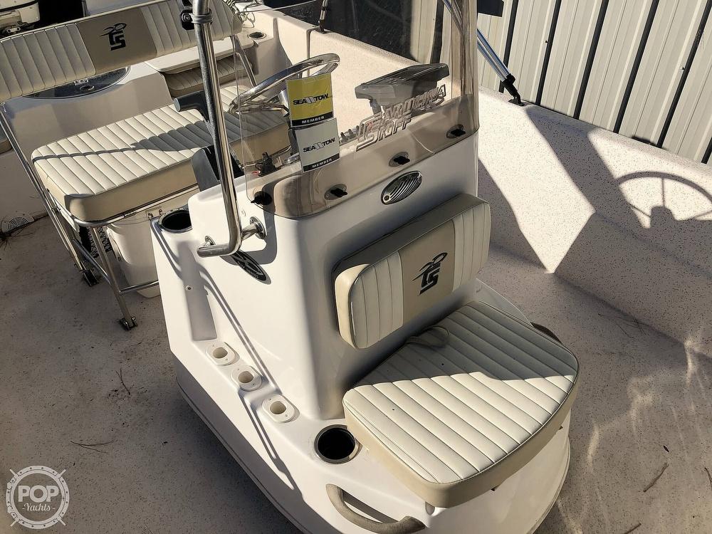2018 Carolina Skiff boat for sale, model of the boat is 218 Dlv & Image # 40 of 41