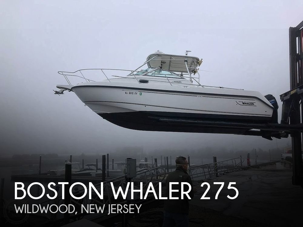 Used Boston Whaler 275 Conquest Boats For Sale by owner | 2003 Boston Whaler 275 Conquest