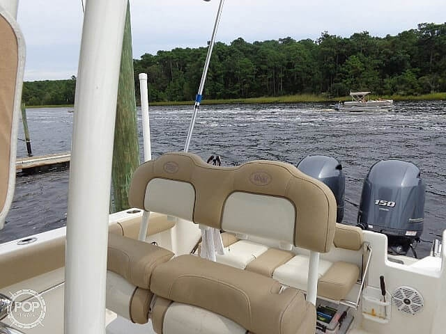 2017 Key West boat for sale, model of the boat is 244 CC Bluewater & Image # 6 of 40