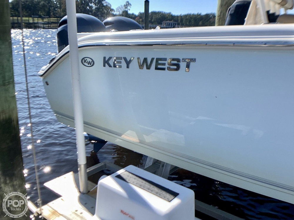 2017 Key West boat for sale, model of the boat is 244 CC Bluewater & Image # 2 of 40