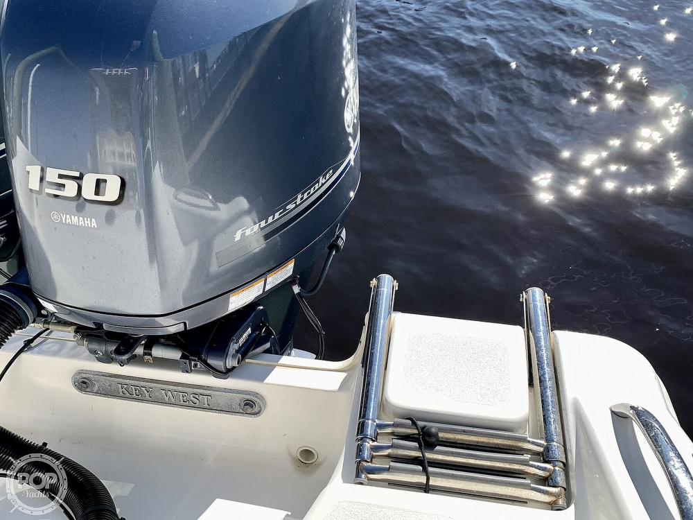 2017 Key West boat for sale, model of the boat is 244 CC Bluewater & Image # 20 of 40
