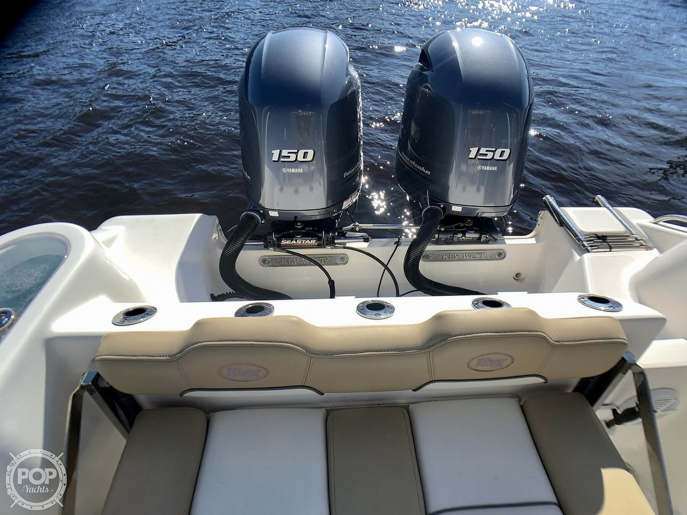 2017 Key West boat for sale, model of the boat is 244 CC Bluewater & Image # 8 of 40
