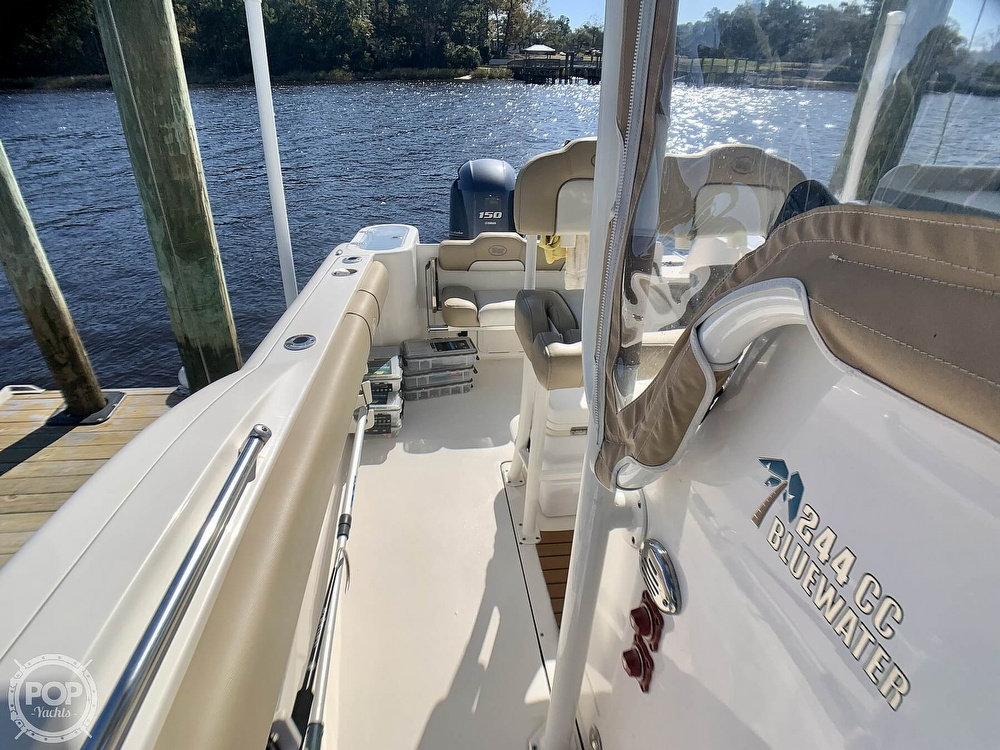 2017 Key West boat for sale, model of the boat is 244 CC Bluewater & Image # 9 of 40