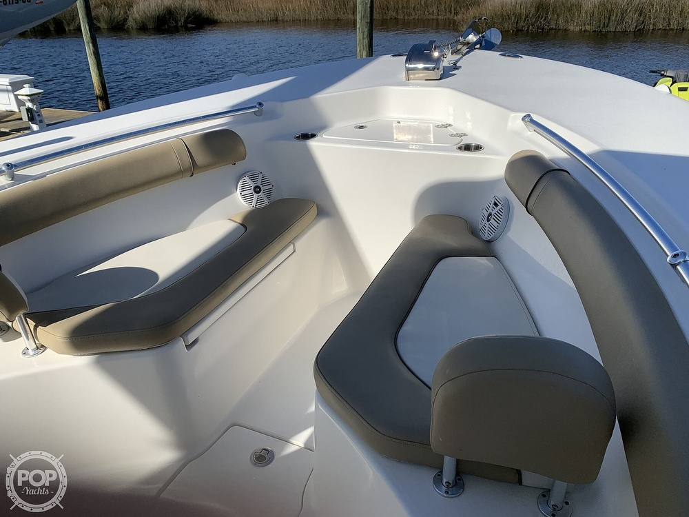 2017 Key West boat for sale, model of the boat is 244 CC Bluewater & Image # 10 of 40