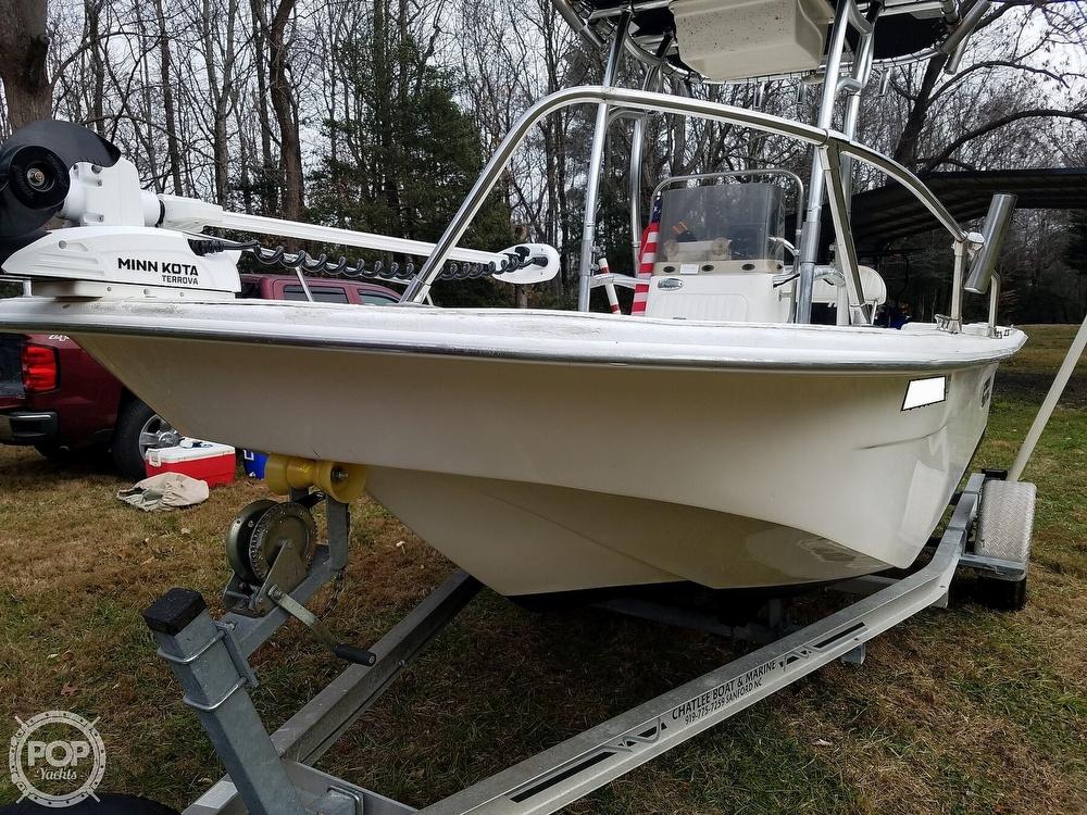 2011 Carolina Skiff boat for sale, model of the boat is 198 DLV & Image # 2 of 40