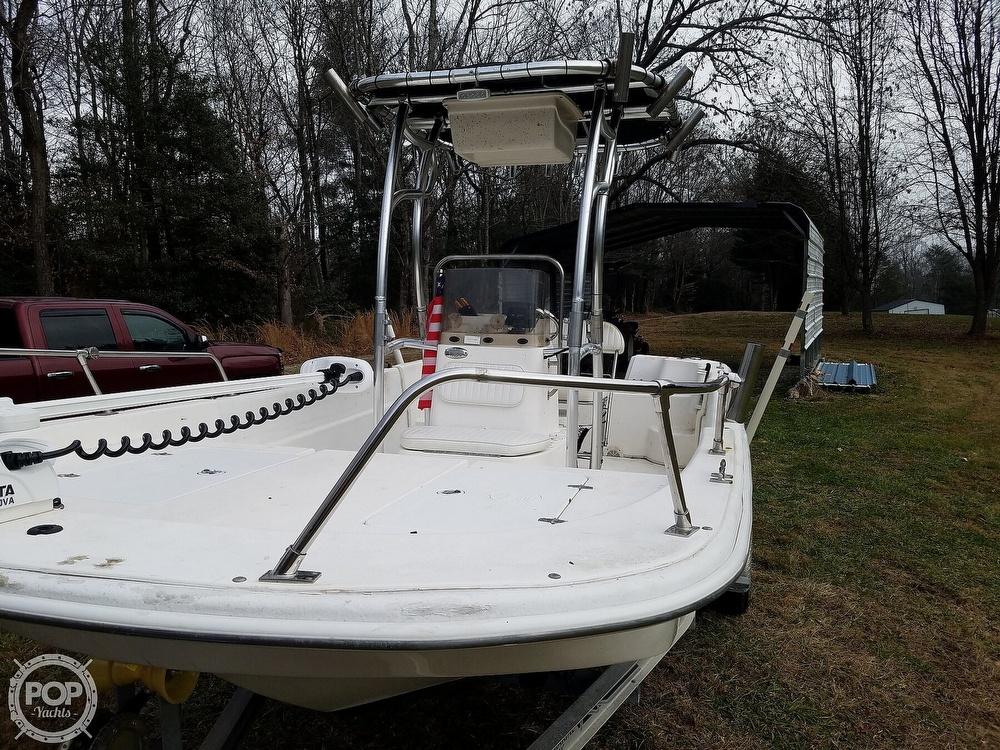 2011 Carolina Skiff boat for sale, model of the boat is 198 DLV & Image # 3 of 40