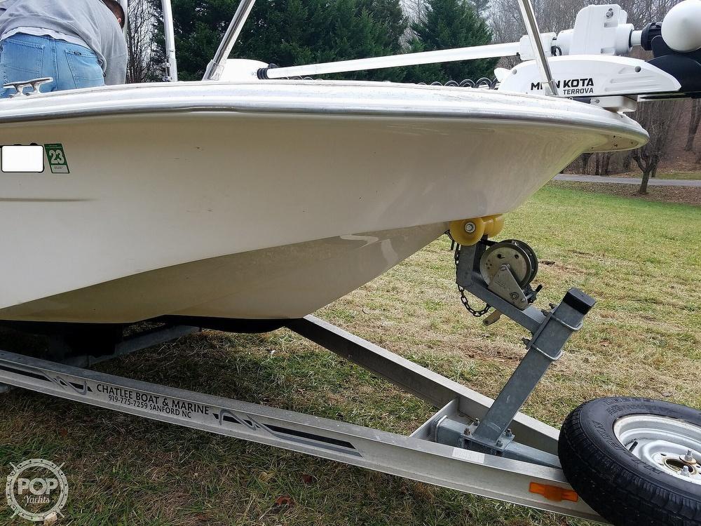 2011 Carolina Skiff boat for sale, model of the boat is 198 DLV & Image # 4 of 40