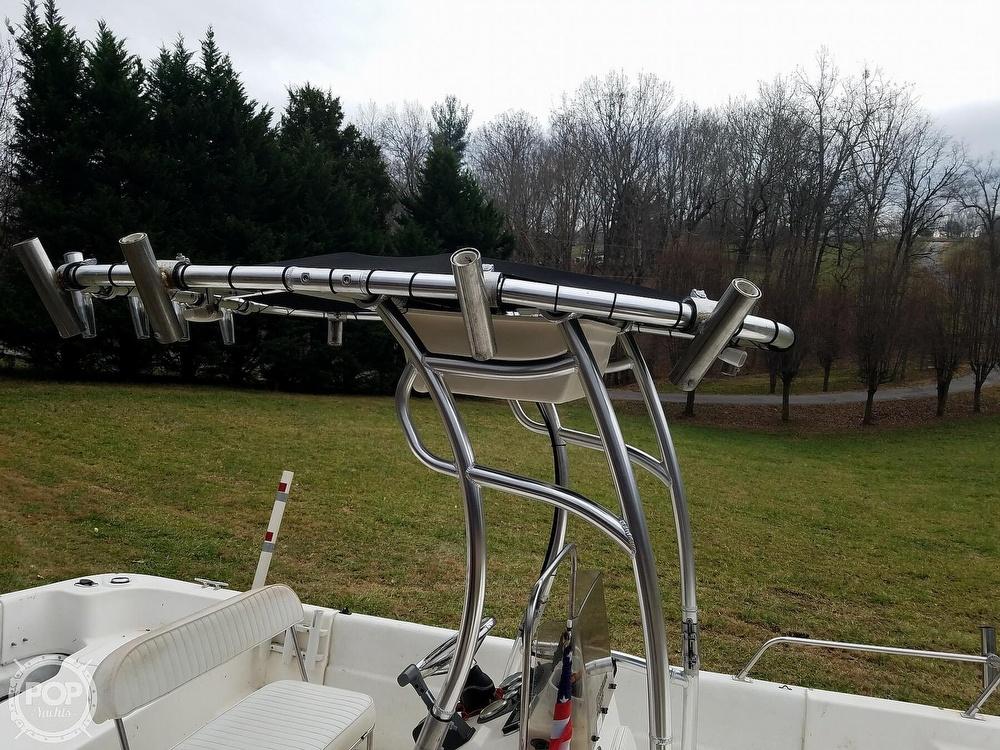 2011 Carolina Skiff boat for sale, model of the boat is 198 DLV & Image # 11 of 40