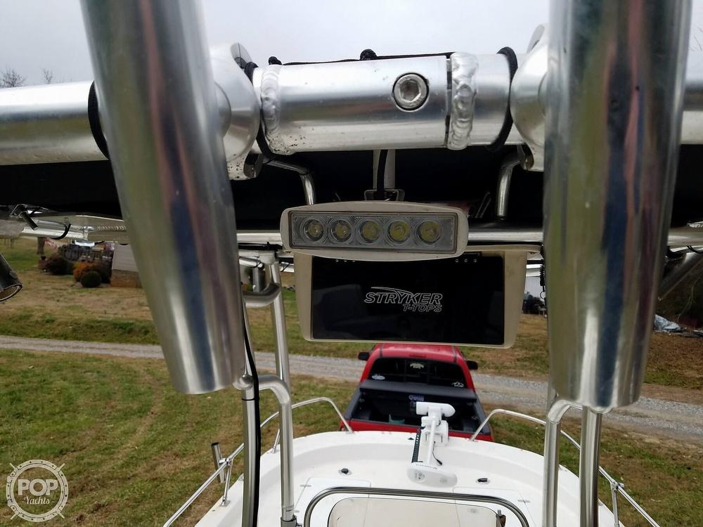 2011 Carolina Skiff boat for sale, model of the boat is 198 DLV & Image # 15 of 40