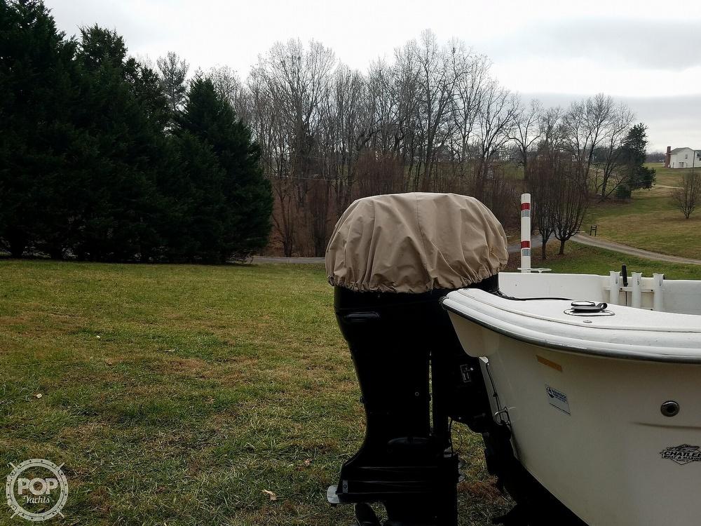 2011 Carolina Skiff boat for sale, model of the boat is 198 DLV & Image # 35 of 40