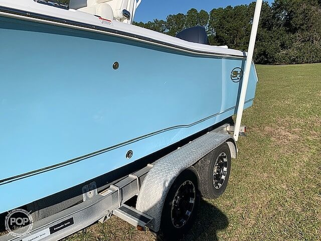 2018 Sea Hunt boat for sale, model of the boat is Ultra 235 SE & Image # 24 of 40