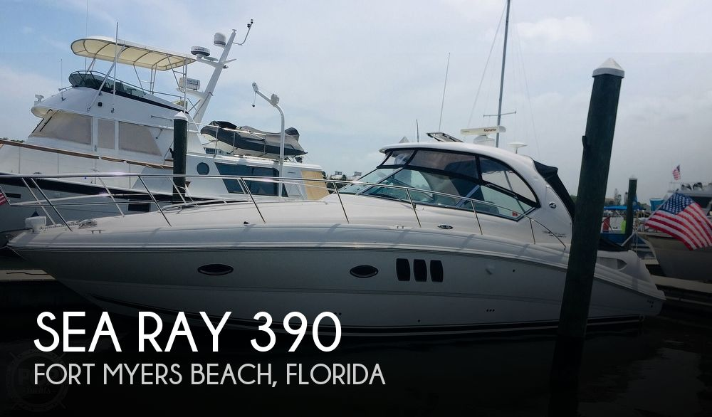 Used Sea Ray Sundancer Boats For Sale by owner | 2010 Sea Ray Sundancer 390