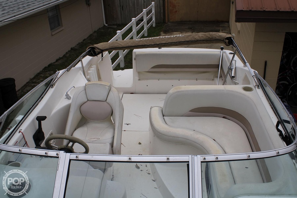 2004 Chaparral boat for sale, model of the boat is 260 Signature & Image # 16 of 40