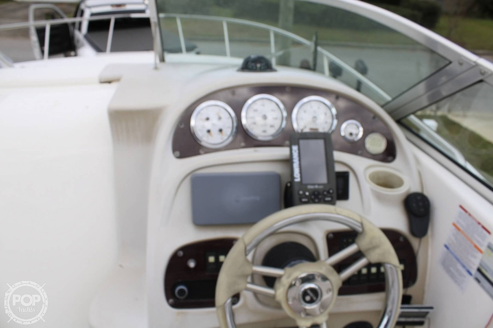 2004 Chaparral boat for sale, model of the boat is 260 Signature & Image # 24 of 40