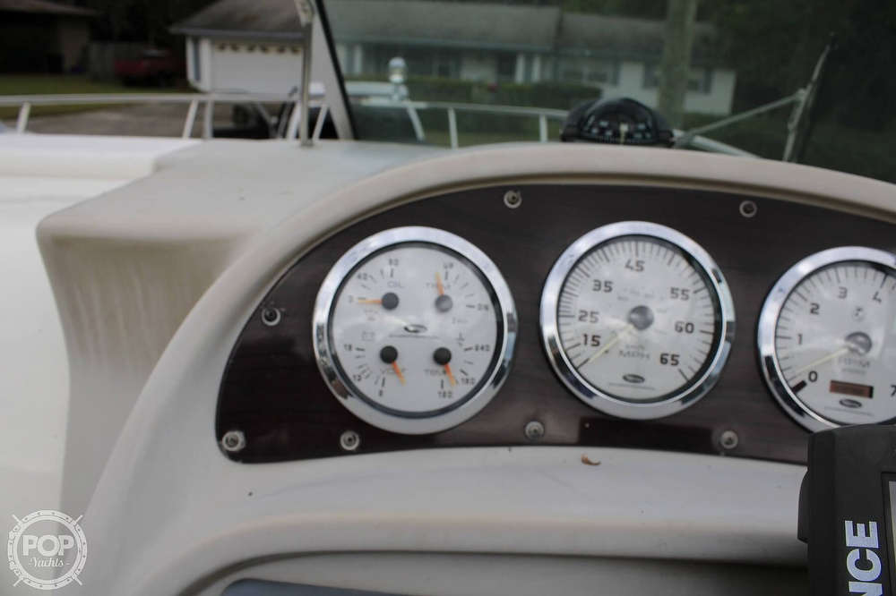 2004 Chaparral boat for sale, model of the boat is 260 Signature & Image # 26 of 40