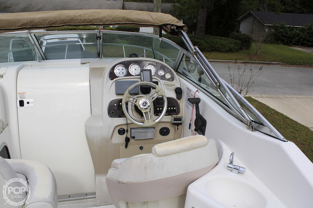 2004 Chaparral boat for sale, model of the boat is 260 Signature & Image # 34 of 40