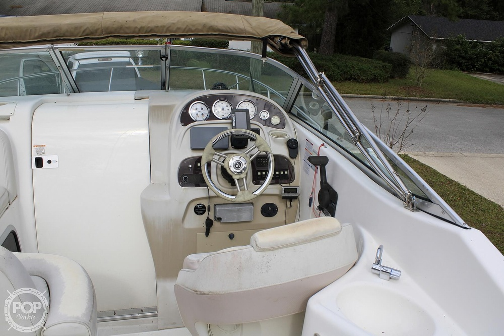 2004 Chaparral boat for sale, model of the boat is 260 Signature & Image # 36 of 40