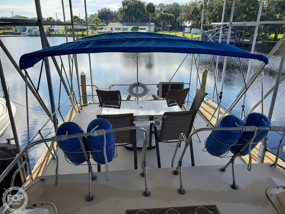 1985 Holiday Mansion boat for sale, model of the boat is Coastal Barracuda Aft Cabin & Image # 7 of 40