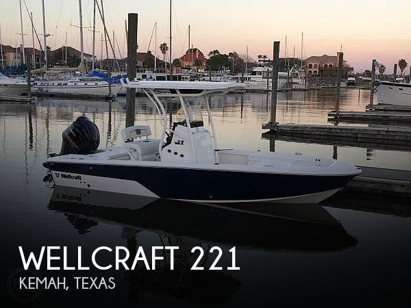 Used Fishing boats For Sale in Texas by owner | 2017 Wellcraft Fisherman 221