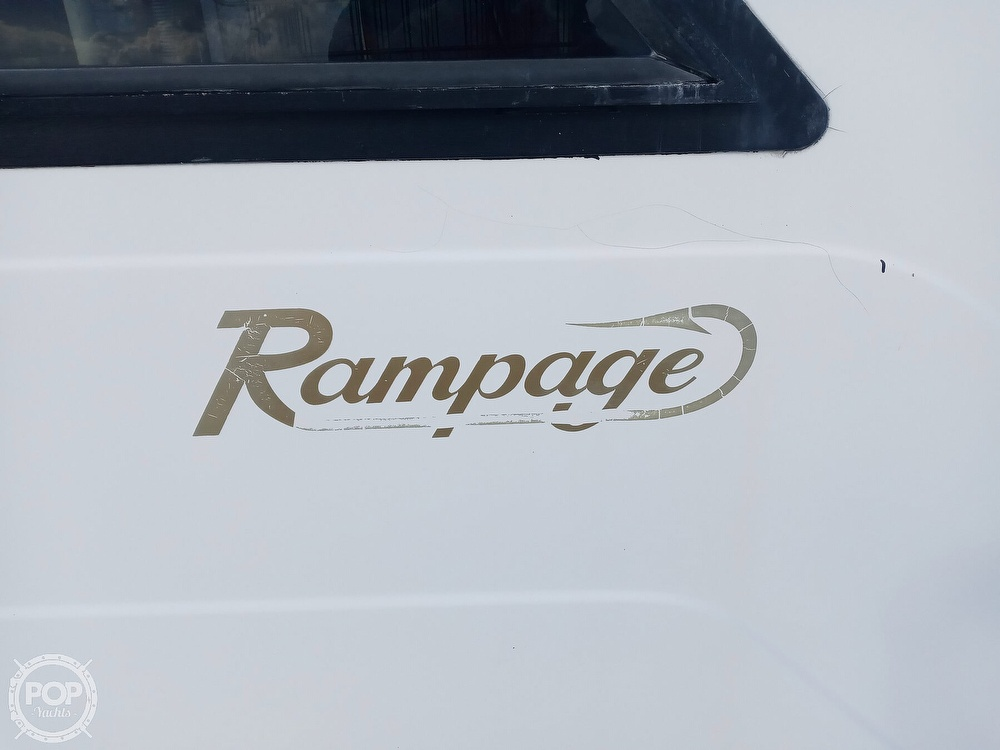 1987 Rampage boat for sale, model of the boat is 40 Convertible & Image # 7 of 40