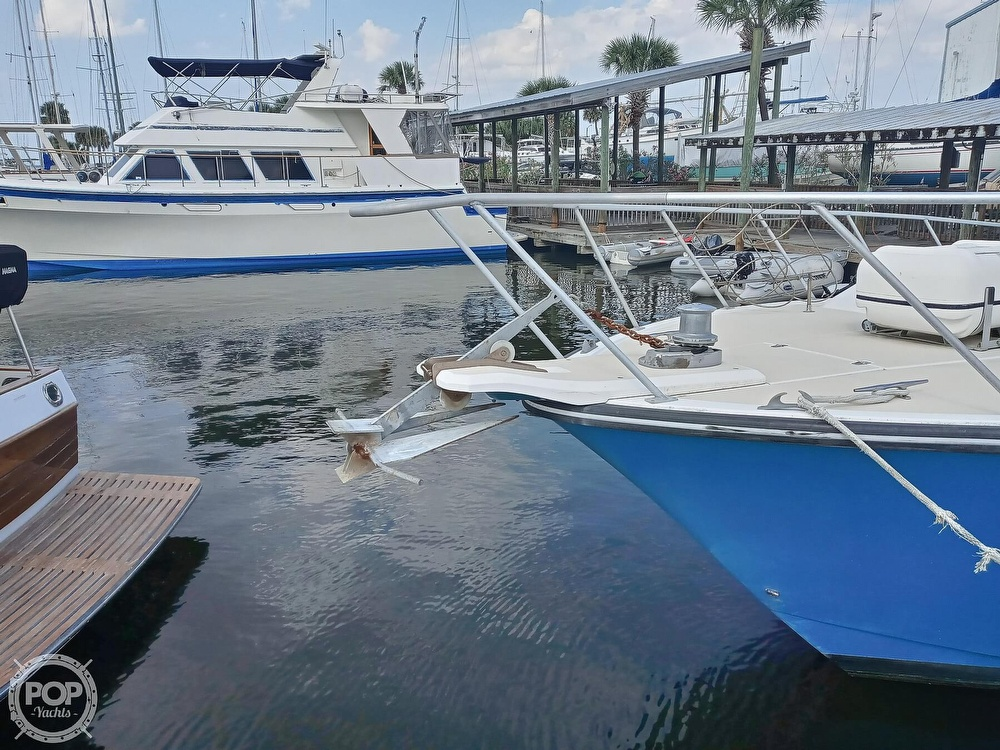 1987 Rampage boat for sale, model of the boat is 40 Convertible & Image # 8 of 40