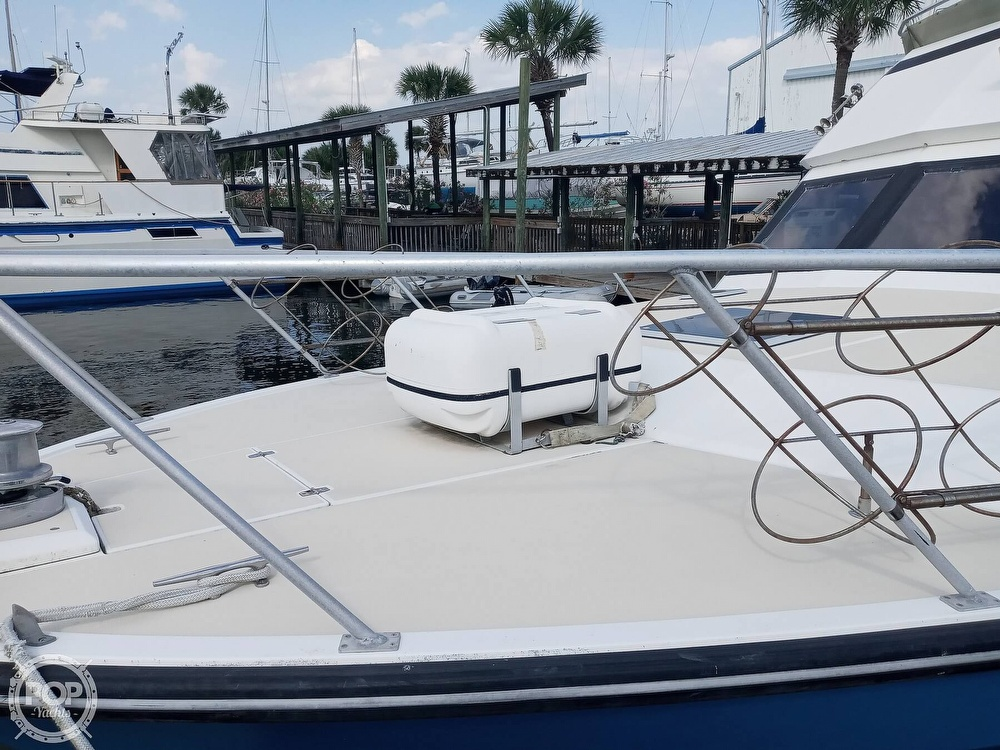 1987 Rampage boat for sale, model of the boat is 40 Convertible & Image # 9 of 40